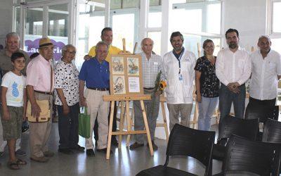 """Salud Machalí inaugura muestra artística """"Arrieros de Machalí, viaje a una ilusión"""""""