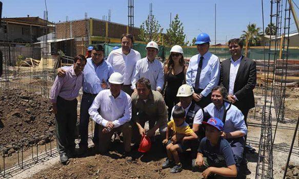 Se inicia construcción de primera clínica veterinaria de atención primaria de la región
