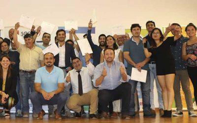 Sence certifica competencias laborales de trabajadores de empresas de San Fernando