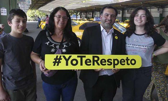 """Seremi de Gobierno realiza Consulta Ciudadana de Discriminación """"Yo te respeto"""""""