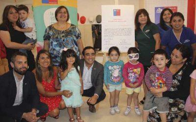 Subsecretario de Bienes Nacionales entrega concesión de inmuebles fiscales para jardín infantil Junji y Fundación Ave Fénix en Rancagua