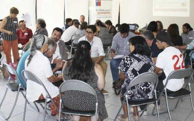 Subsecretario Villarreal participa en Diálogo Ciudadano rural en la región de O'Higgins