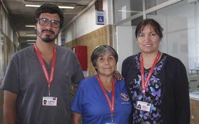 Tens de Hospitalización en Pichilemu fue la más premiada en el 2019 por su buen trato
