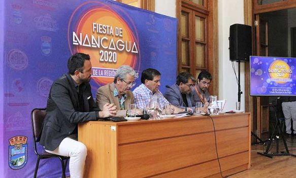Todo listo para la 35° Versión de la Fiesta de Nancagua 2020