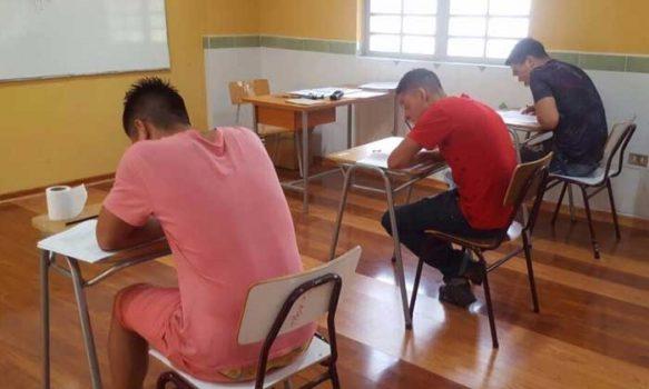 Una decena de jóvenes de la región aspira a ingresar a la educación superior