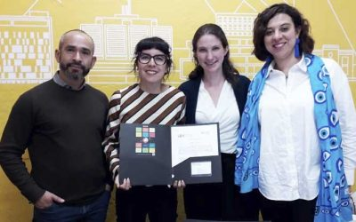UOH firma convenio de colaboración con prestigiosa universidad colombiana