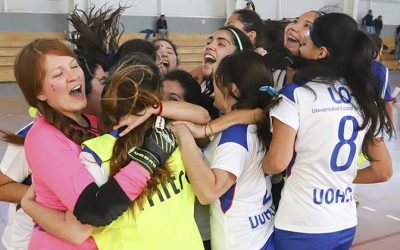 UOH logra primer lugar regional en Ligas Deportivas de Educación Superior