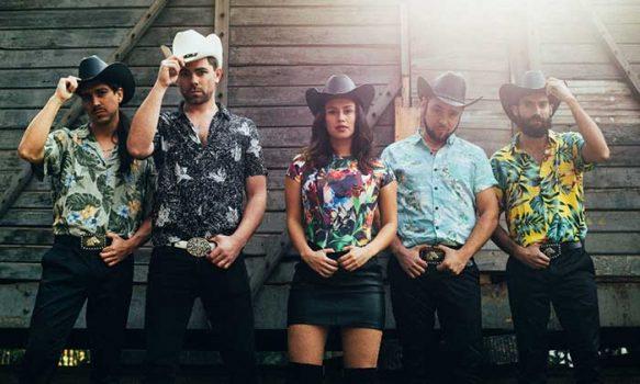 Vicho y Las Gaviotas corona el fenómeno del momento con gira de verano y gran show en Monticello