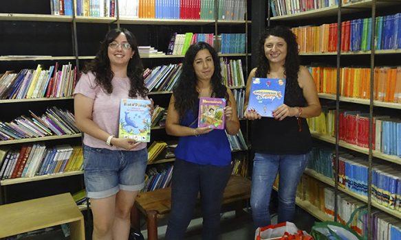 Centros educativos de la red asistencial contarán con textos infantiles para fomentar la lectura