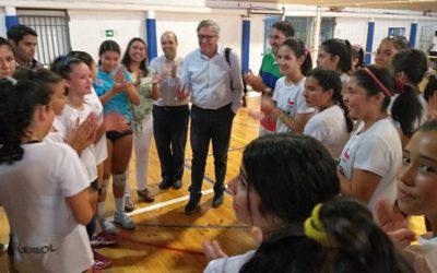 Club de Voleibol O.C de Rancagua irá a Puente Alto a disputar Campeonato IMV 2020