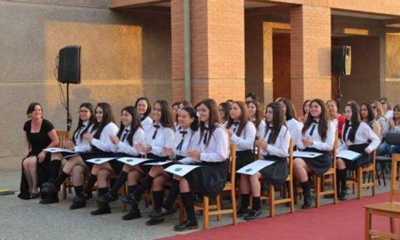 Colegio Los Cipreses lidera resultados de la PSU entre establecimientos subvencionados de la región