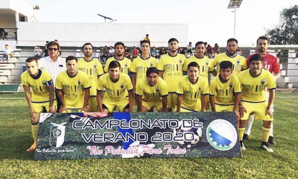 Con mucho éxito se realizó gran final de primer torneo de fútbol femenino en Palmilla