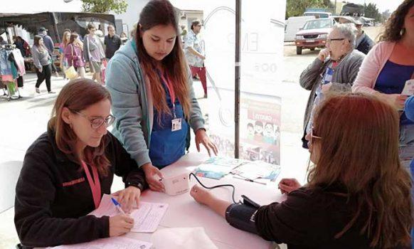 EMPA y Test de VIH realiza el hospital de Pichilemu en actividades de promoción durante el verano