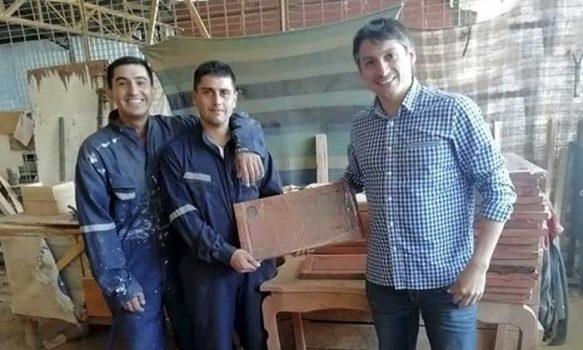 Emprendedor de San Fernando dentro de los 60 ganadores del concurso Impulso Chileno