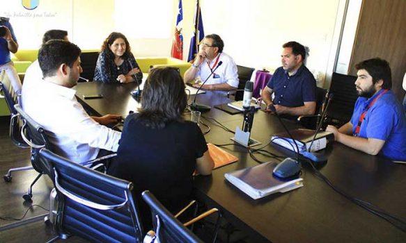 Exitosa gestión de alcaldesa de Palmilla permite recursos para importantes obras