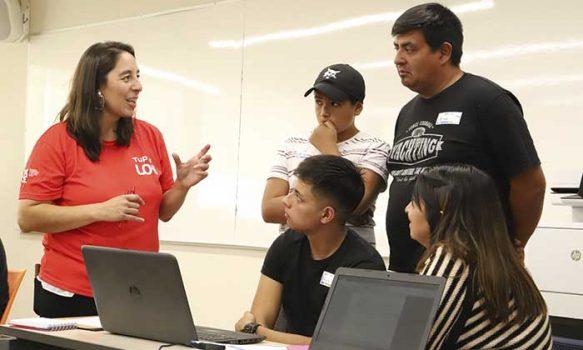 Feria del Postulante UOH se desarrolla con éxito en los campus Rancagua y Colchagua
