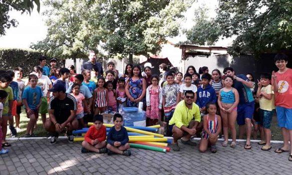 Finaliza plan de seguridad en el agua Rosario 2020