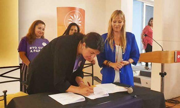 Fundación Daya y Asociación Yo Cuido firman acuerdo de cooperación nacional