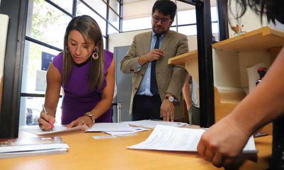 """Gobierno presenta querella contra autor de femicidio de Rengo """"para que se aplique todo el rigor de la ley"""""""