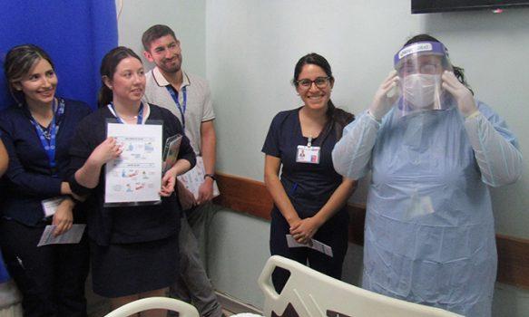 Hospital de Rengo adopta medidas preventivas ante eventual Coronavirus