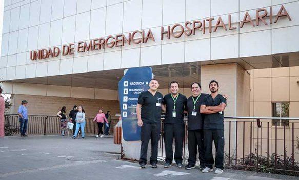 Kinesiología Urgencia: la especialidad respiratoria al servicio de los pacientes