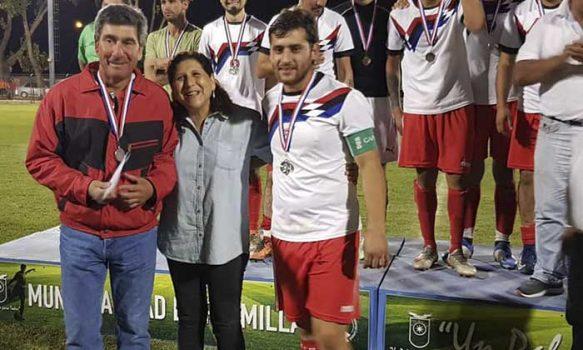 Las garzas se coronó campeón de campeonato de fútbol Verano Palmilla 2020