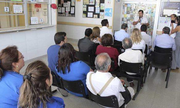 Machalí cuenta con médico de urgencia y TENS toda la noche