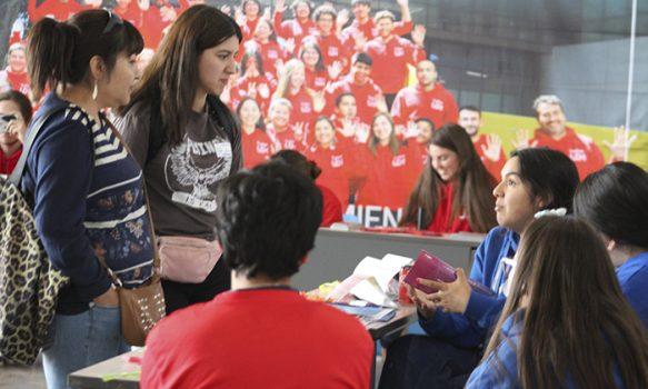 Más de 4 mil personas visitaron Feria del Postulante UOH en los campus Rancagua y Colchagua