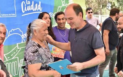 """Minvu celebró la """"Fiesta de la Vivienda"""" con más de 3.800 familias que recibieron subsidios para Clase Media"""