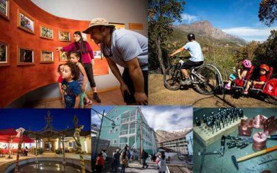 Nueva Ruta del Cobre promete ser uno de los imperdibles turísticos de la sexta región y del país