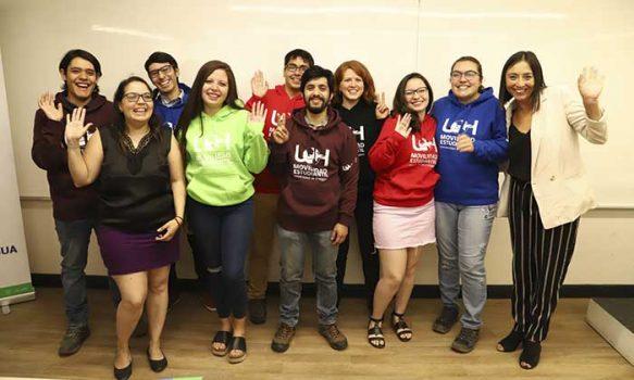 Ocho estudiantes UOH realizarán pasantía en Universidad de Delaware, Estados Unidos