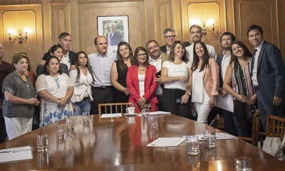 O'Higgins: Ministro Monckeberg da luz verde a 416 viviendas sociales en la región