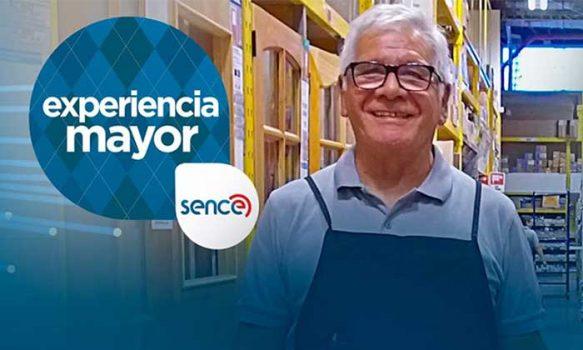 Programa del Sence promueve contratación de adultos mayores