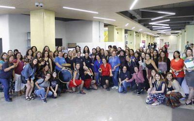 Comunidad de Universidad de O'Higgins conmemora el Día Internacional de la Mujer