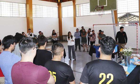 Con actividades recreativas concluyen época estival los jóvenes del Centro Cerrado de Graneros