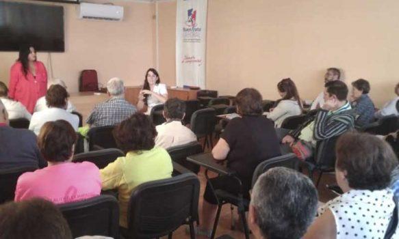Con amplía participación Consejo Consultivo del Hospital de Graneros realizó su primera reunión del año