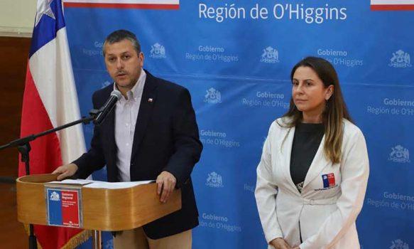 Confirman dos primeros casos de Coronavirus en la región de O'Higgins