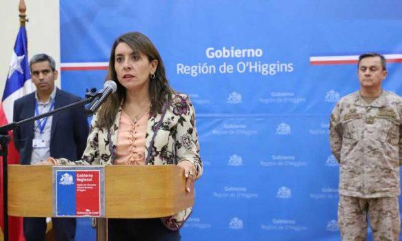 Confirman tres casos nuevos de Coronavirus en la Sexta Región