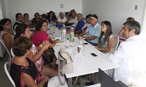 Consejo Consultivo realizó su primera reunión haciendo un llamado fortalecer la participación social junto a Salud Machalí