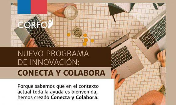 Corfo lanza nuevo programa para que empresas chilenas innoven en proyectos colaborativos ante emergencia por covid-19
