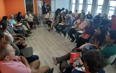 Directora nacional del IND realiza diálogo sobre agenda social en Pichilemu