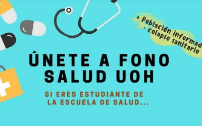 """FEUOH habilitará """"Fono Salud UOH"""" para atender consultas sobre Covid-19, dudas sobre síntomas y uso de la red de urgencia"""