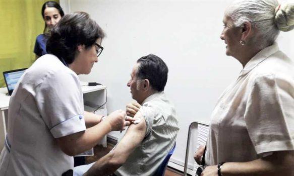 Graneros establece calendario de vacunación y decreta medidas para sus trabajadores