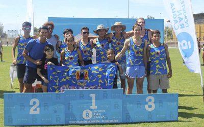 La capital regional congregó a deportistas de diferentes ciudades en torneo atlético