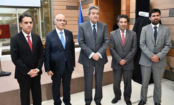 Ministro Jorge Fernández asume presidencia de la corte de apelaciones de Rancagua