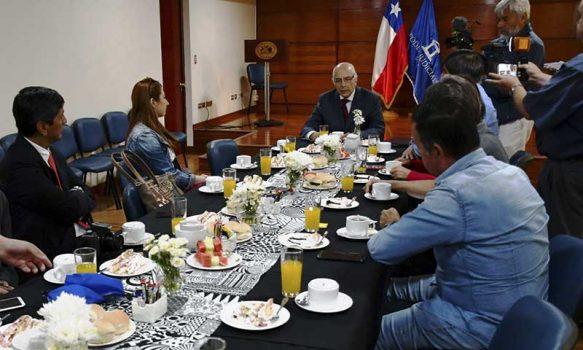 """Presidente de la Corte de Rancagua: """"el camino a seguir es el actuar con total transparencia"""""""