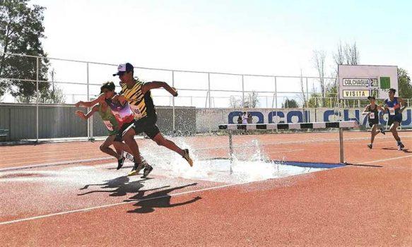 San Fernando ya tiene nueva pista atlética