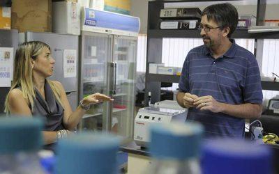 Seremi de Ciencia, Tecnología, Conocimiento e Innovación visitó instalaciones de CEAF