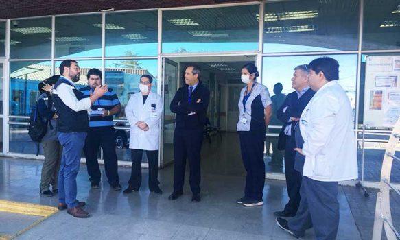 Servicios de Urgencia de la Región preparados para aumento de atenciones por Coronavirus