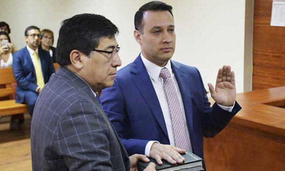 TOP de San Fernando elige por videoconferencia a nuevo juez presidente